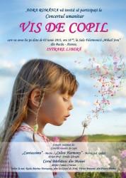 """Concert """"Vis de copil"""""""