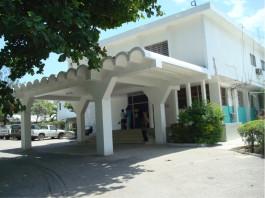 Haiti spital