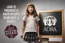 ADRA vreau la scoala 2014